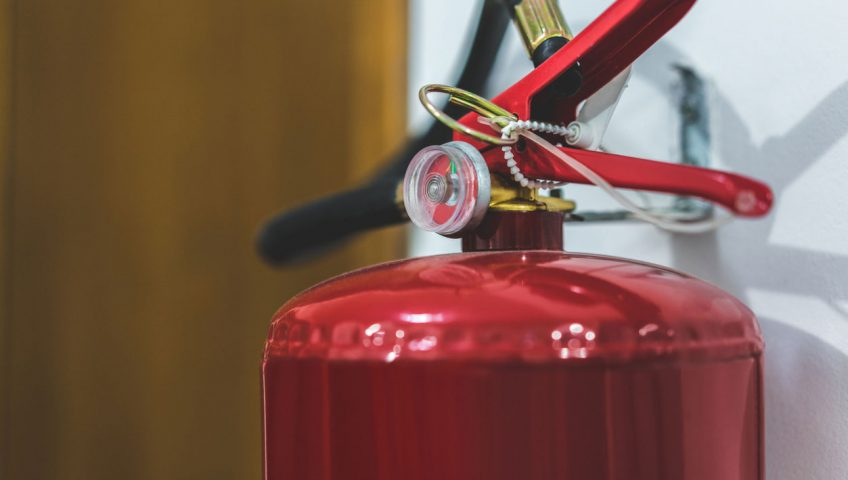 5 Reasons Why Fire Extinguishers Fail an Inspection -
